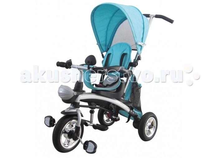 Велосипед трехколесный Sweet Baby Mega Lexus TrikeMega Lexus TrikeSweet Baby Трехколесный велосипед-беговел Mega Lexus Trike обязательно понравится вашему малышу. Он предназначен для деток с максимальным весом до 25 кг. Сначала родителя могут управлять велосипедом, а когда ребенок немного подрастет, он сможет управлять им самостоятельно.   Особенности: Удобная и прочаня родительская ручка Эргономическое кресло с пятиточечным ремнём безопасности и защитным ограждением Со временем, когда Ваш малыш подрастет, ручку можно снять. Назначение - от года, вес до 25 кг Сиденье - со спинкой, мягкое, с тканевой вставкой Руль - прямой, с клаксоном Задняя ручка - есть, с управлением рулем, с сумочкой Колеса - резиновые, переднее 12, задние 10 Крылья - переднее Корзинка - задняя (фиксированная) Безопасность - козырек от дождя, подножки, ремни безопасности, страховочный ободок.<br>
