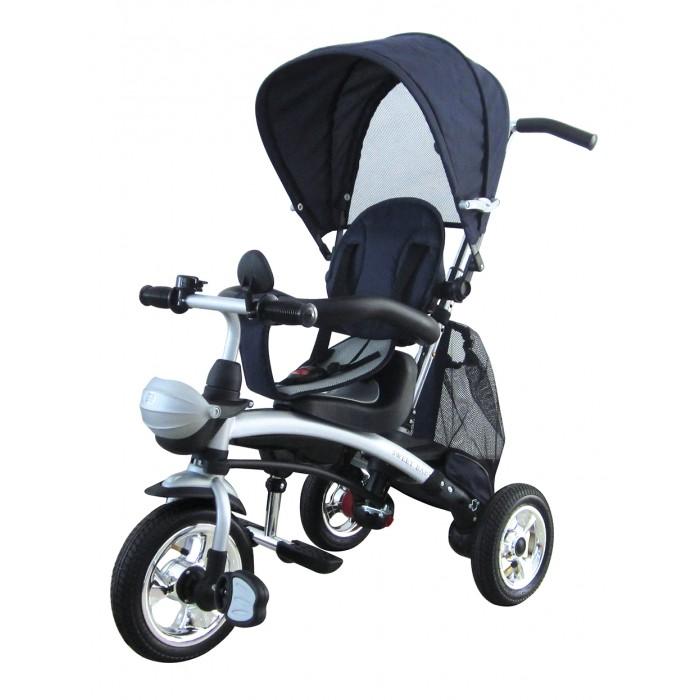 Велосипед трехколесный Sweet Baby Mega Lexus TrikeMega Lexus TrikeSweet Baby Трехколесный велосипед-беговел Mega Lexus Trike обязательно понравится вашему малышу. Он предназначен для деток с максимальным весом до 25 кг. Сначала родителя могут управлять велосипедом, а когда ребенок немного подрастет, он сможет управлять им самостоятельно.   Особенности: Удобная и прочная родительская ручка Эргономическое кресло с пятиточечным ремнём безопасности и защитным ограждением Со временем, когда Ваш малыш подрастет, ручку можно снять. Назначение - от года, вес до 25 кг Сиденье - со спинкой, мягкое, с тканевой вставкой Руль - прямой, с клаксоном Задняя ручка - есть, с управлением рулем, с сумочкой Колеса - резиновые, переднее 12, задние 10 Крылья - переднее Корзинка - задняя (фиксированная) Безопасность - козырек от дождя, подножки, ремни безопасности, страховочный ободок.<br>