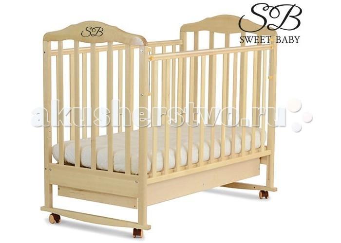 Детская кроватка Sweet Baby Paolo качалка