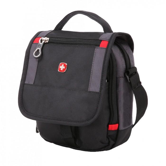 hayder сумка планшет hayder student цвет в асортименте Школьные рюкзаки Swissgear Сумка-планшет 15х5х22 см