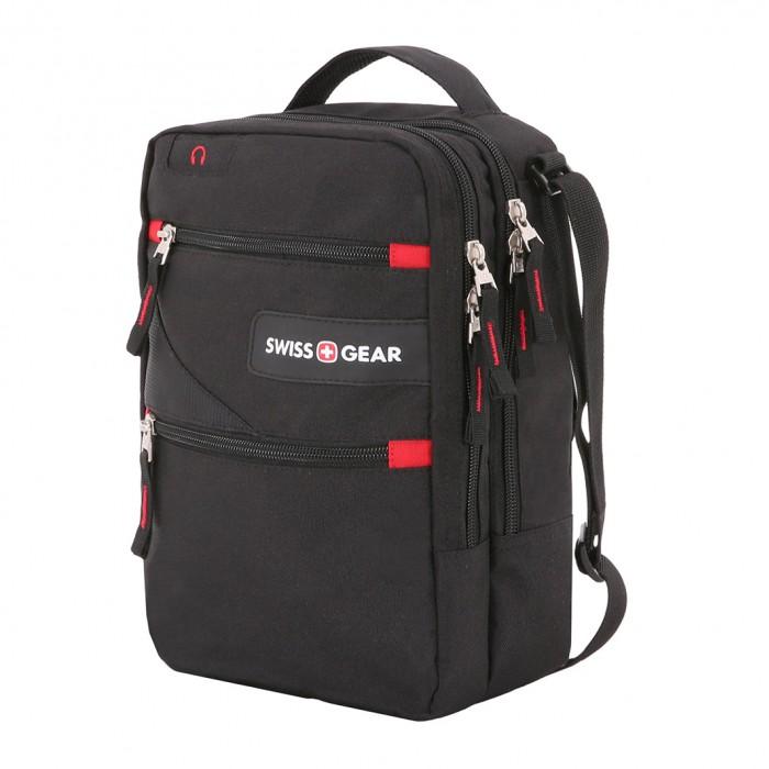 hayder сумка планшет hayder student цвет в асортименте Школьные рюкзаки Swissgear Сумка-планшет 22x9x29 см