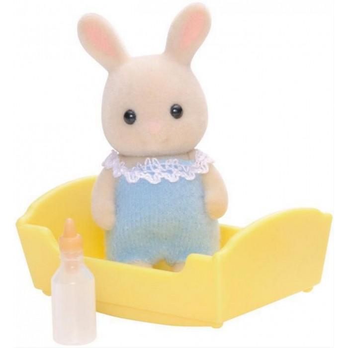Игровые наборы Sylvanian Families Игровой набор Малыш молочный кролик игровой набор sylvanian families мама кролик и холодильник 2202