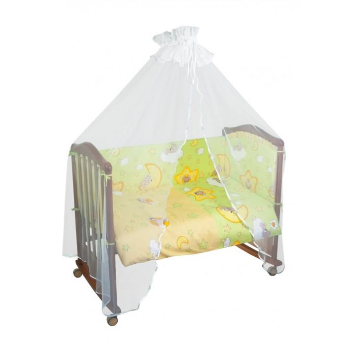 Бампер для кроватки Тайна Снов Сыроежкины сны