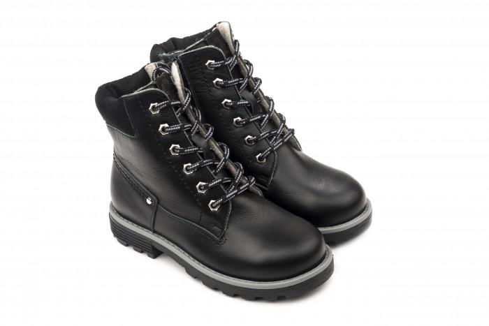 Tapiboo Ботинки детские кожаные Стокгольм 23014 FT-23014.18-WL