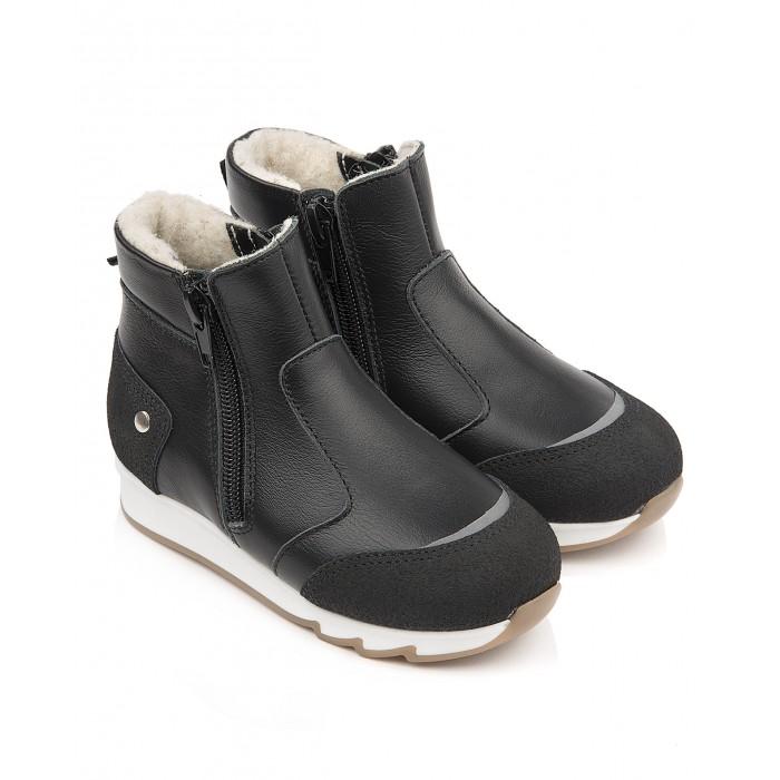 Ботинки Tapiboo Ботинки детские кожаные 23015 ботинки tapiboo размер 27 хаки