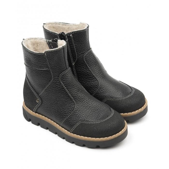 Ботинки Tapiboo Ботинки детские кожаные 23022 ботинки tapiboo размер 35 хаки