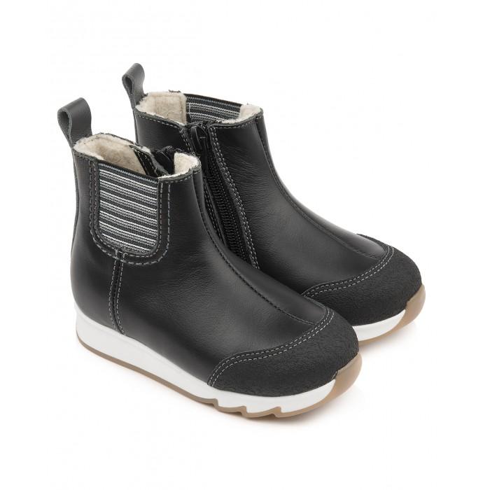 Tapiboo Ботинки детские кожаные Стокгольм 23018 фото
