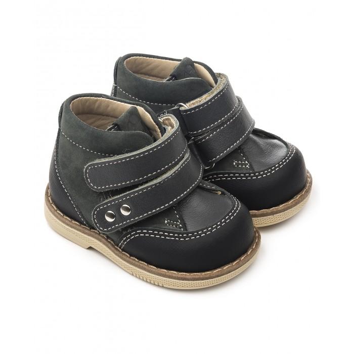 Купить Tapiboo Ботинки кожаные детские 24018