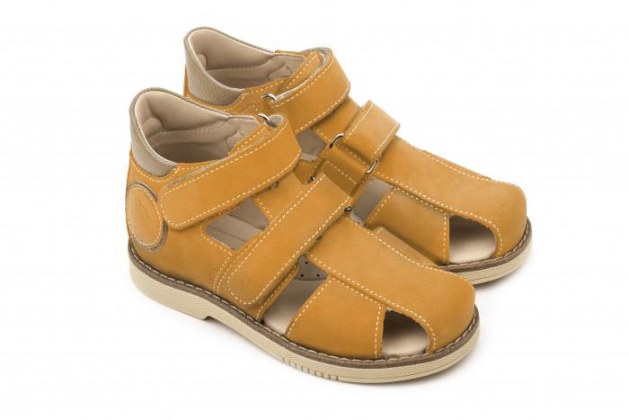 Купить Босоножки и сандалии, Tapiboo Сандалии кожаные детские 26004