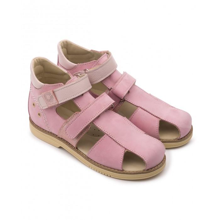 Купить Босоножки и сандалии, Tapiboo Сандалии кожаные детские Лилия 26004