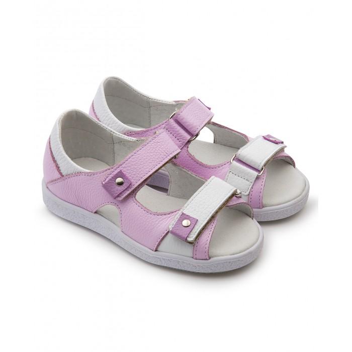 Купить Босоножки и сандалии, Tapiboo Сандалии кожаные детские 26020