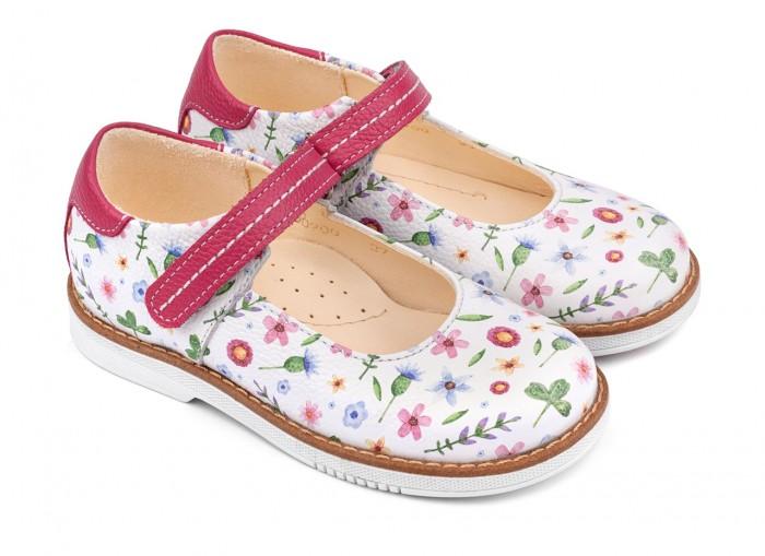 Купить Tapiboo Туфли для девочки Луговые цветы 25009