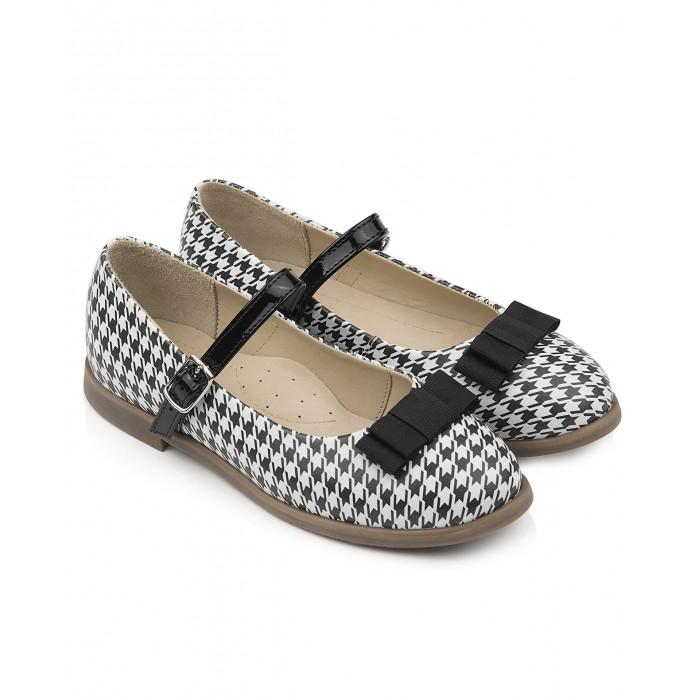 Tapiboo Туфли кожаные детские 25015  - купить со скидкой