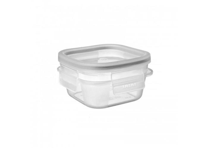 Контейнеры Tatay Пищевой контейнер клик-клак 0.3 л контейнер 1 9 л пищевой bekker контейнер 1 9 л пищевой