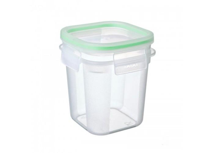 Контейнеры Tatay Пищевой контейнер клик-клак 0.7 л контейнер 1 9 л пищевой bekker контейнер 1 9 л пищевой