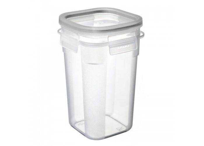Контейнеры Tatay Пищевой контейнер клик-клак 1 л контейнер 1 1 л bekker контейнер 1 1 л