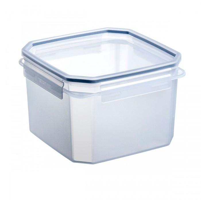 Контейнеры Tatay Пищевой контейнер клик-клак 2.9 л контейнер 1 9 л пищевой bekker контейнер 1 9 л пищевой