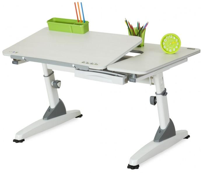 Купить Столы и стулья, TCT Nanotec Стол Эргономик М6-XS (столешница кедр белый)