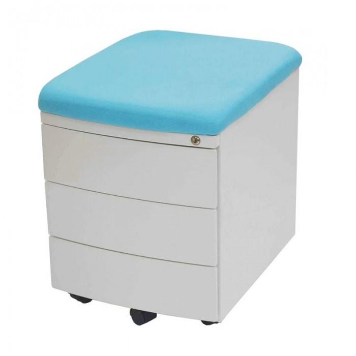 Детская мебель , Комоды TCT Nanotec Тумба-стул Драйвер TCT (3 ящика) арт: 311499 -  Комоды