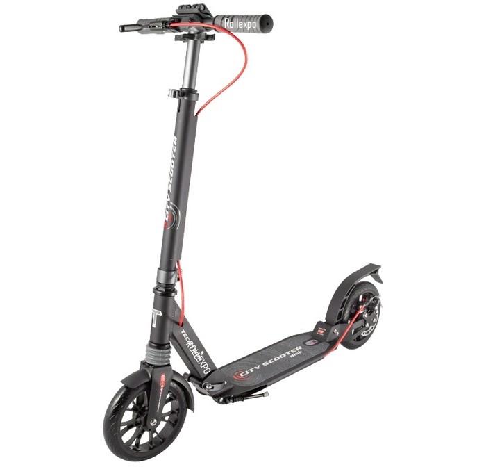 Двухколесные самокаты Tech Team City Scooter disk brake 2020
