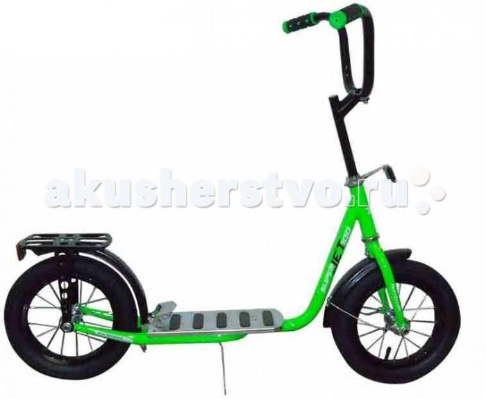 Детский транспорт , Двухколесные самокаты Tech Team Super Jet 100 арт: 401224 -  Двухколесные самокаты