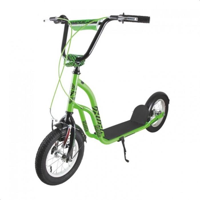 Детский транспорт , Двухколесные самокаты Tech Team Super Jet 300 арт: 401234 -  Двухколесные самокаты