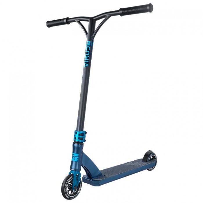 Двухколесные самокаты Tech Team Virus самокат tech team magic scooter blue