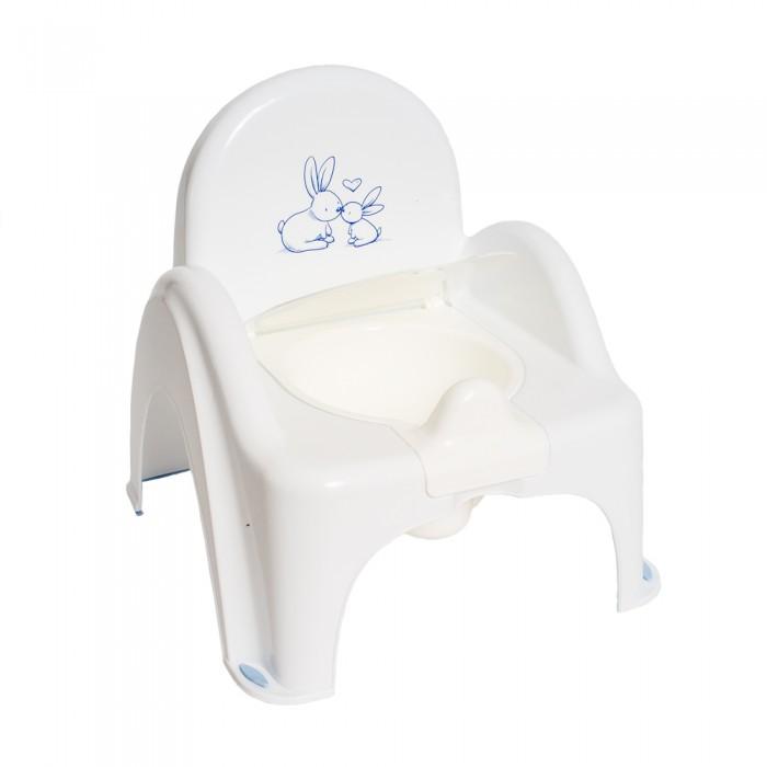 Горшки Tega Baby стульчик Кролики с антискользящими ножками