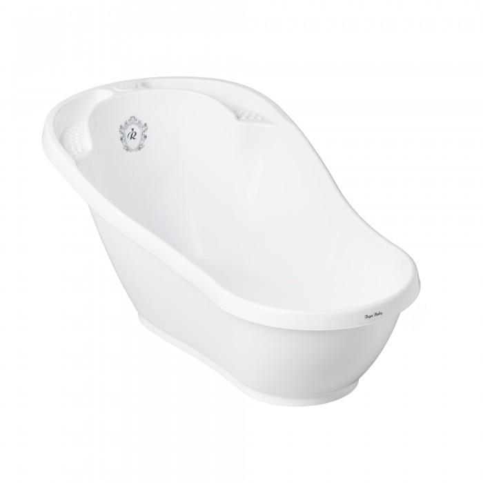 детские ванночки Детские ванночки Tega Baby Ванна Royal со сливом 92 см