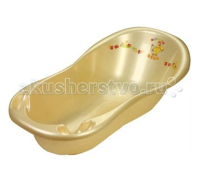 детские ванночки russia ванна детская океаник Детские ванночки Tega Baby Ванна детская Курочка Ряба (Kurka) 102 см