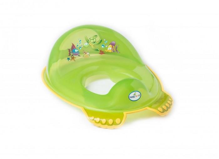 Сиденья для унитаза Tega Baby Накладка на унитаз Aqua антискользящая сиденья для унитаза tega baby накладка на унитаз мишка нескользящая