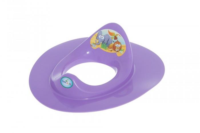 Сиденья для унитаза Tega Baby Накладка на унитаз Сафари сиденья для унитаза tega baby накладка на унитаз мишка нескользящая
