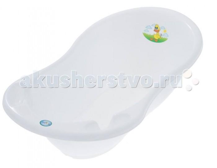 детские ванночки russia ванна детская океаник Детские ванночки Tega Baby Ванна детская Balbinka Утенок со сливом 102 см