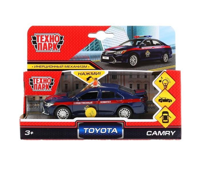 Машины Технопарк Инерционная машина Toyota Camry Следственный комитет со светом и звуком машины технопарк инерционная машина спорткар со светом и звуком