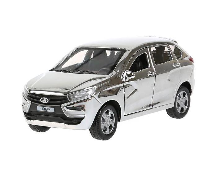 Технопарк Машина Lada Xray 12 см