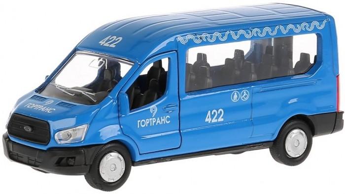 Картинка для Машины Технопарк Машина металлическая Ford Transit 12 см