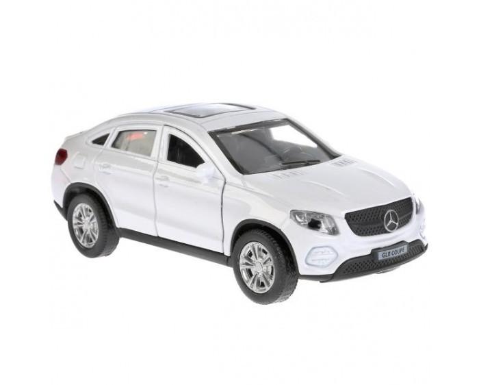 Машины Технопарк Машина Mercedes-Benz GLE Coupe инерционная 12 см