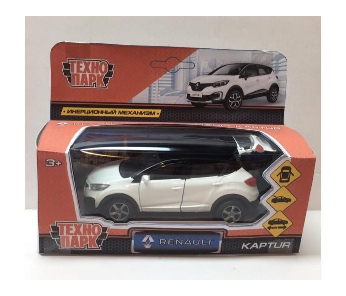Картинка для Машины Технопарк Машина металлическая Renault Kaptur 12 см