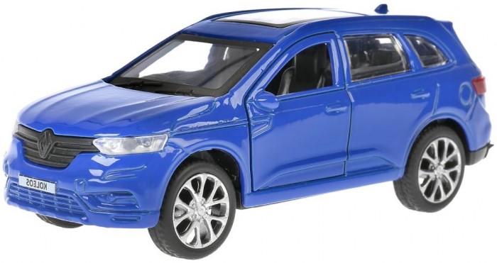 Машины Технопарк Машина металлическая Renault Koleos 12 см внедорожник технопарк renault koleos koleos bu gn sl bk 12 см черный