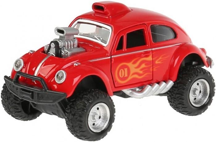Купить Машины, Технопарк Машина металлическая со светом и звуком Хотрод 12 см