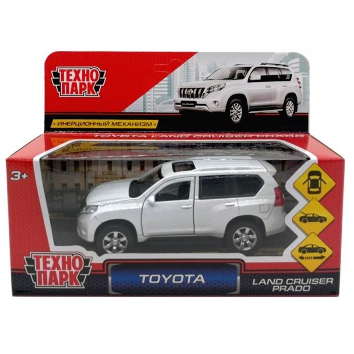 Машины Технопарк Машинка Toyota Prado технопарк машинка технопарк металлическая toyota prado полиция