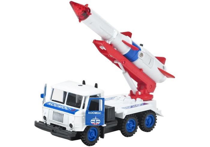 Купить Машины, Технопарк Машина Газ 66 Ракета