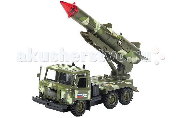 Машины Технопарк Машина Газ 66 Ракета б у газ 66 дизель