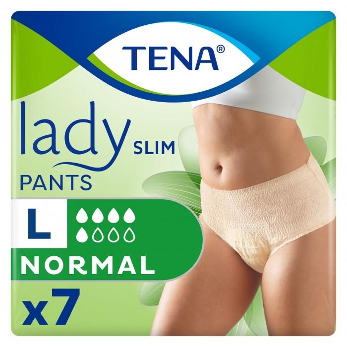 Белье для беременных Tena Впитывающие трусы Slim Lady Pants Normal 7 шт.