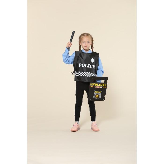 Купить Карнавальные костюмы, Teplokid Игровой костюм полицейского со щитом