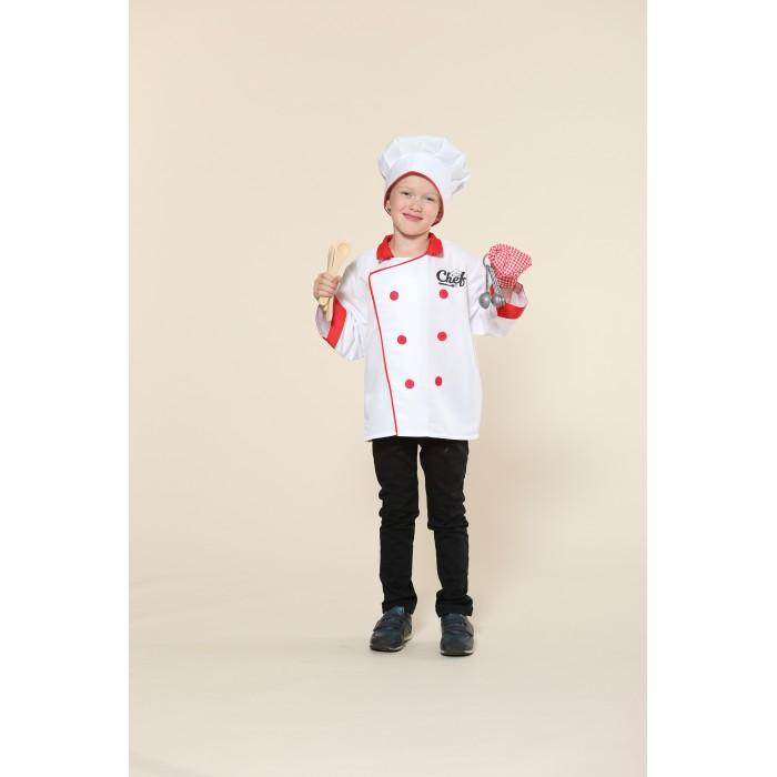 Купить Карнавальные костюмы, Teplokid Игровой костюм шеф-повара