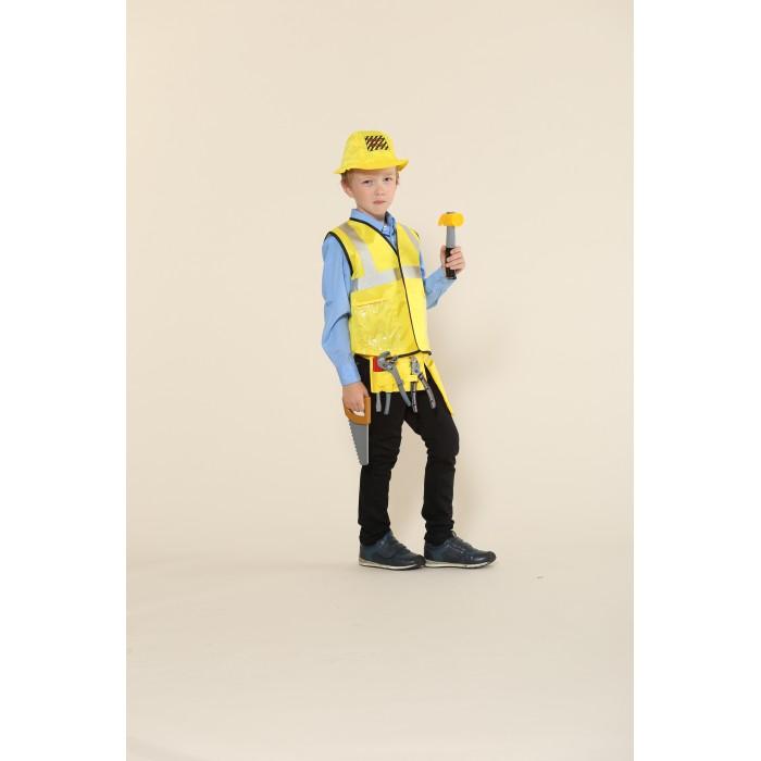 Купить Карнавальные костюмы, Teplokid Игровой костюм строителя