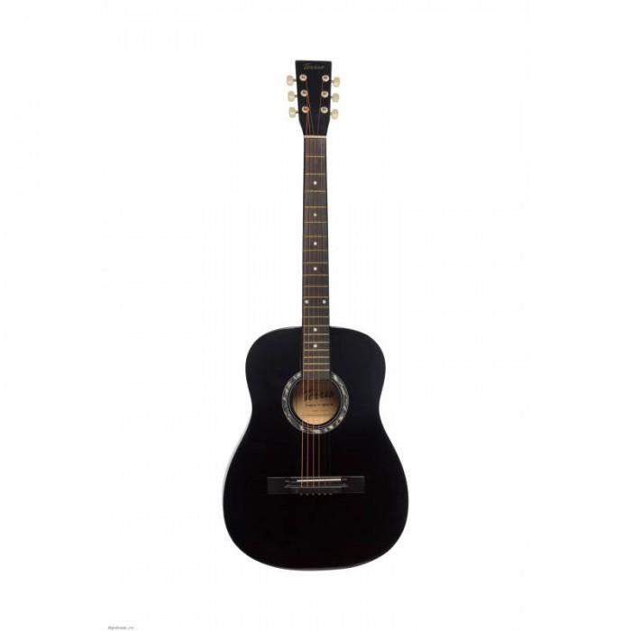 Фото - Музыкальные инструменты Terris Акустическая Гитара TF-380A BK акустическая гитара yamaha fs820 turquoise