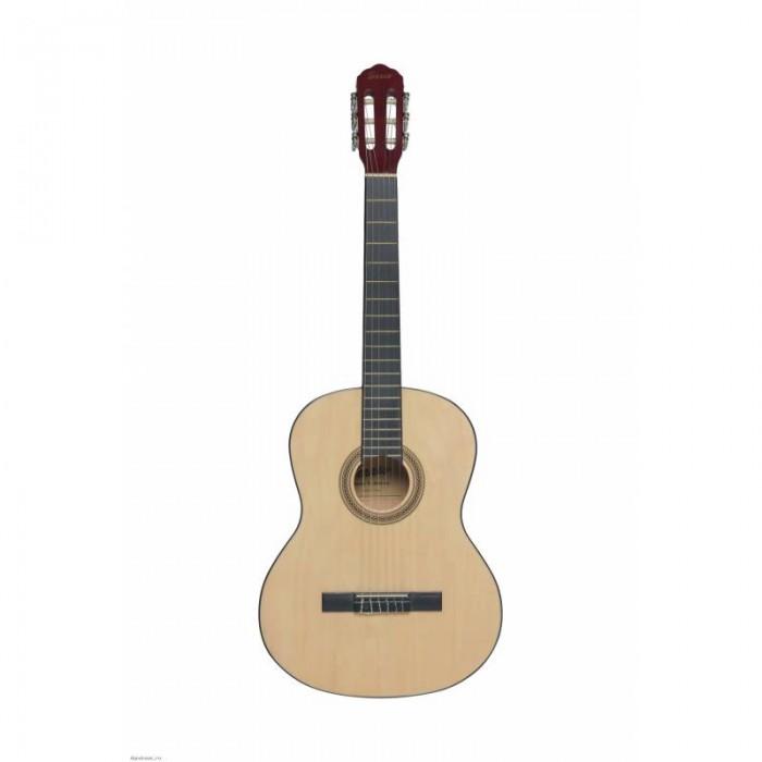 Музыкальный инструмент Terris Классическая Гитара TC-390A BK фото