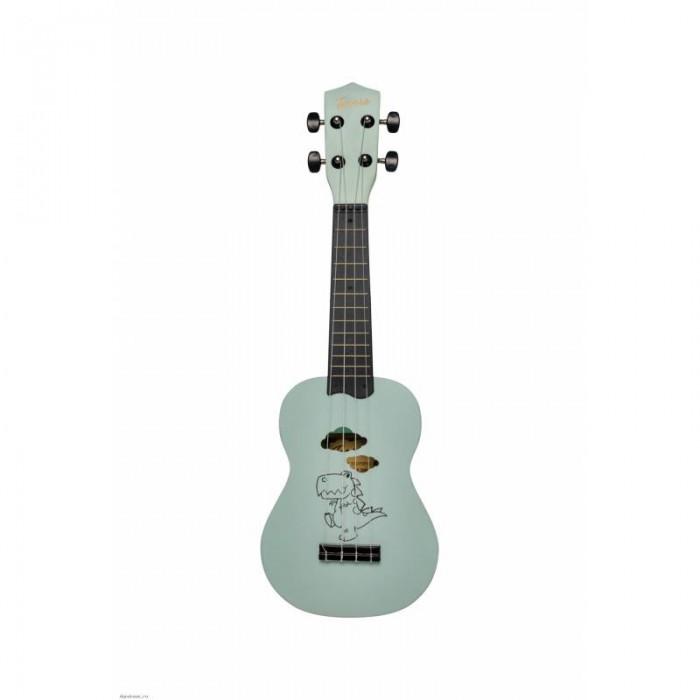 Фото - Музыкальные инструменты Terris Укулеле Сопрано PLUS DINO укулеле сопрано plus dino